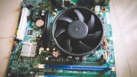 Computer Mainboard Stockbilder