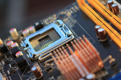 Computer Mainboard Royalty Free Stock Images