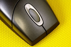 Computer-Maus lizenzfreie stockfotografie