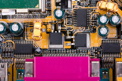 Computer memory Royalty Free Stock Images