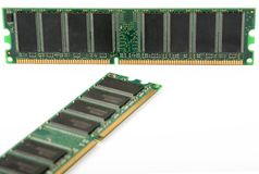 Computer memory Royalty Free Stock Photos