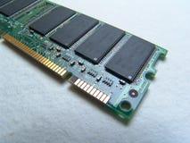 Computer memory card Royalty Free Stock Photo