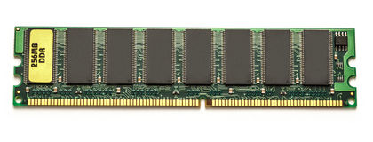 Computer memory card Stock Photos