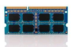 Computer memory chip Stock Photos