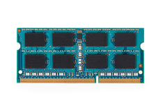 Computer memory Stock Images