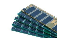 Computer memory Stock Photos