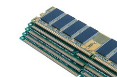 Computer memory Royalty Free Stock Image