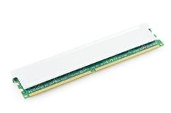 Computer memory module Stock Image
