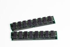 Computer Memory Modules royalty free stock image