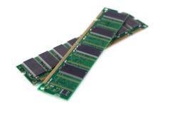 Computer memory Stock Image