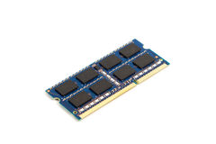 Computer memory ram. Stacked and fanned pile of computer memory stock images
