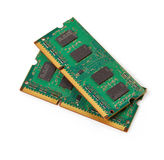Computer memory. RAM Stock Images