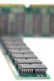 Computer memory stick Stock Photo