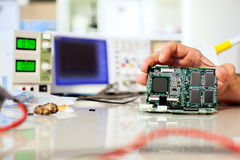 Computer module Stock Photography