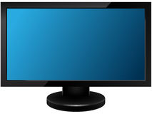 Computer monitor Stock Photos