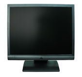 Computer monitor Stock Image