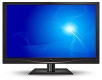 Computer monitor Royalty Free Stock Images