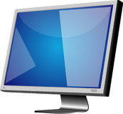 Computer Monitor, Output Device, Technology, Display Device royalty free stock photo