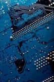 Computer-Motherboard Stockbild