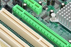 Free Computer Motherboard Board Royalty Free Stock Image - 29945086