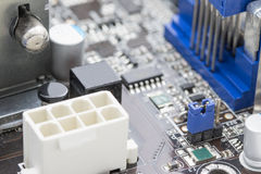Computer motherboard Stock Photos
