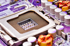 Computer motherboard Stock Photography