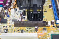 Computer motherboards Stock Photo