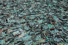 Free Computer Motherboards Waste Royalty Free Stock Photography - 164000867