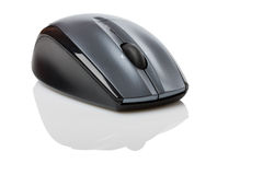 Computer Mouse. On white background Royalty Free Stock Image