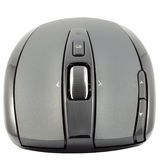 Computer Mouse. Isolated On White Stock Photography