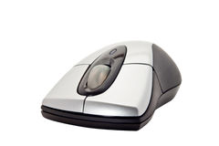 Computer mouse. Isolated computermouse on white background Stock Photography