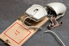Computer Mouse Concept Royalty Free Stock Photo