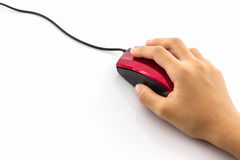 Computer mouse. Royalty Free Stock Photos