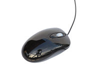 Computer mouse isolated on white backgorund Stock Photo