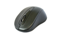 Computer mouse isolated on white Stock Images