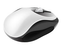 Computer mouse in isometric view isolated object Stock Photography