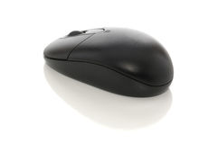 Computer mouse on white with clipping path Stock Photo