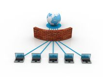 Computer Network Stock Images