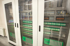 Computer network server Stock Image