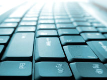 Computer in the office Stock Images