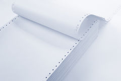 Computer Paper Stock Images
