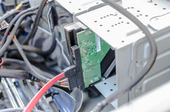 Computer part Stock Photography
