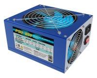 Computer PC-Wechselstrom-Stromversorgungseinheit Stockfotografie