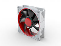Computer performance cooling fan Royalty Free Stock Image