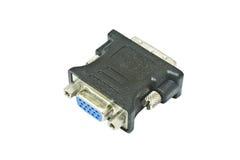 Computer peripheral plug Stock Photography