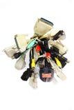 Computer Plugs. Royalty Free Stock Photos