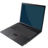 Computer portatile Illustrazione di Stock