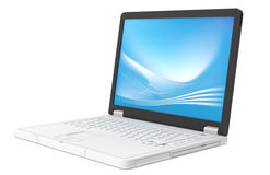 Computer portatile Immagine Stock