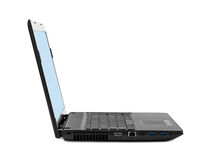 computer portatile Immagini Stock Libere da Diritti