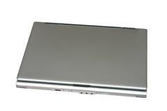 Computer portatile chiuso Fotografia Stock
